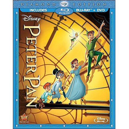 'Peter Pan' Blu-ray/DVD