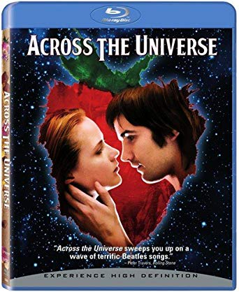'Across the Universe' Blu-ray
