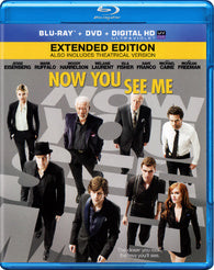 'Now You See Me' Blu-ray/DVD