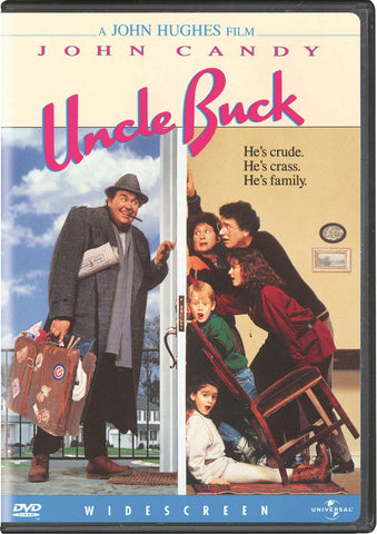 'Uncle Buck' DVD