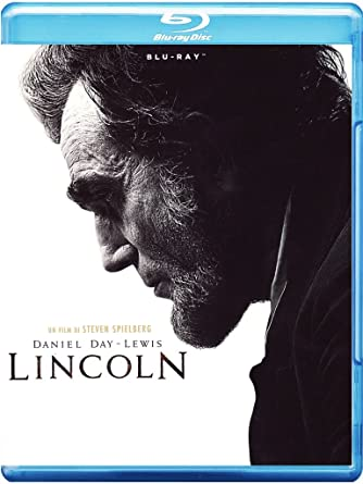 'Lincoln' Blu-ray/DVD