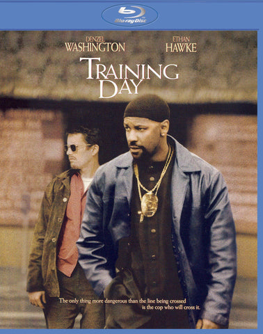 'Training Day' Blu-ray