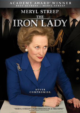 'Iron Lady' DVD