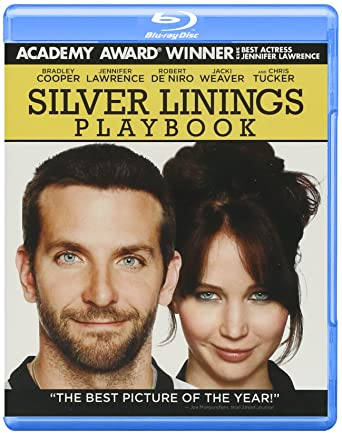 'Silver Linings Playbook' Blu-ray