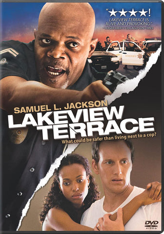 'Lakeview Terrace' DVD