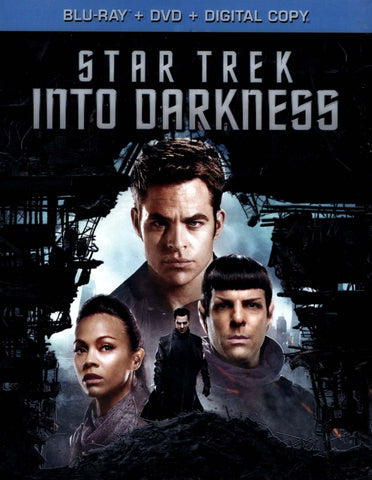 'Star Trek Into Darkness' Blu-ray/DVD