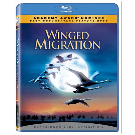 'Winged Migration' Blu-ray