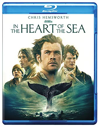 'In the Heart of the Sea' Blu-ray