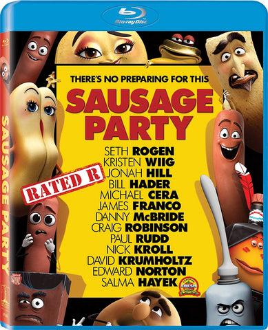 'Sausage Party' Blu-ray