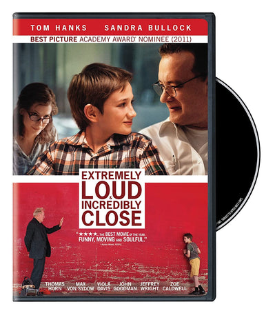 'Extremely Loud & Incredibly Close' DVD