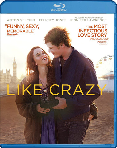 'Like Crazy' Blu-ray