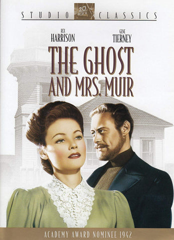 'Ghost and Mrs Muir' DVD