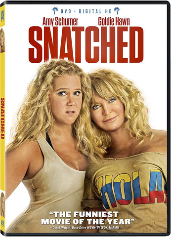 'Snatched' DVD
