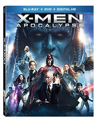 'X-Men: Apocalypse' Blu-ray/DVD