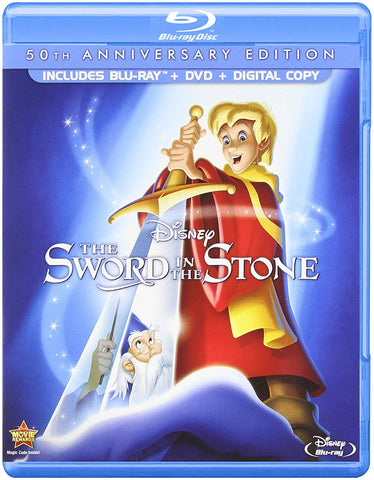'Sword in the Stone' Blu-ray/DVD