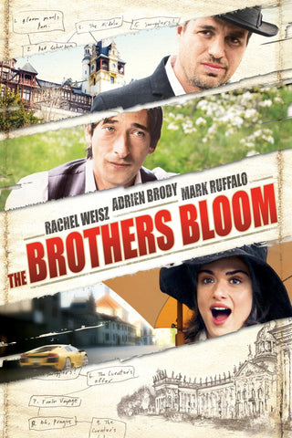 'Brothers Bloom' DVD