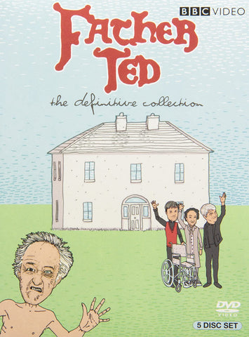'Father Ted' DVD Box