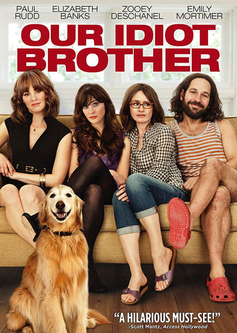 'Our Idiot Brother' DVD
