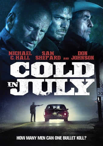 'Cold in July' DVD