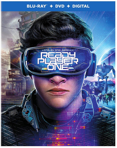 'Ready Player One' Blu-ray/DVD