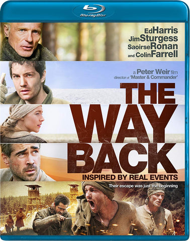 'Way Back' Blu-ray