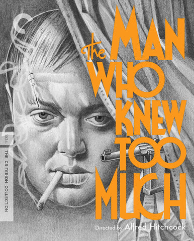 'Man Who Knew Too Much' Criterion Blu-ray