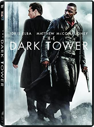 'Dark Tower' DVD