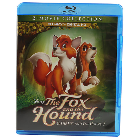 'Fox and the Hound' Blu-ray