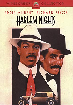 'Harlem Nights' DVD