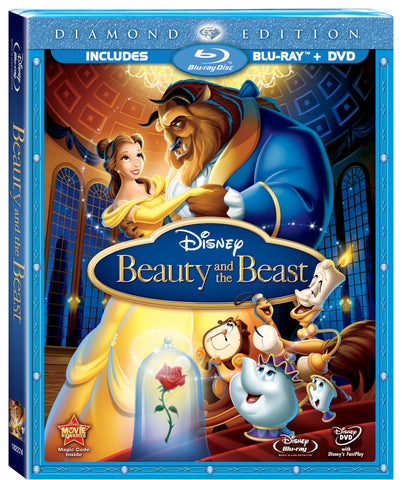 'Beauty and the Beast' Blu-ray