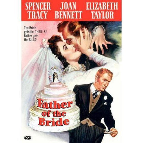 'Father of the Bride' DVD
