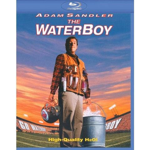 'Water Boy' Blu-ray