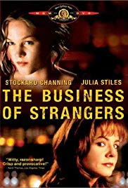 'Business of Strangers' DVD