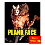 'Plank Face' Digital Download