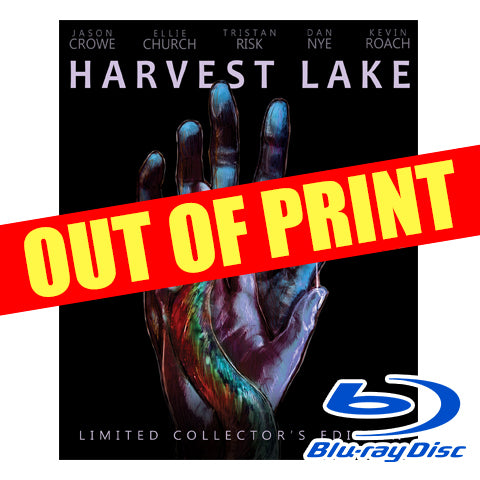 'Harvest Lake' Limited Collector's Edition Blu-ray