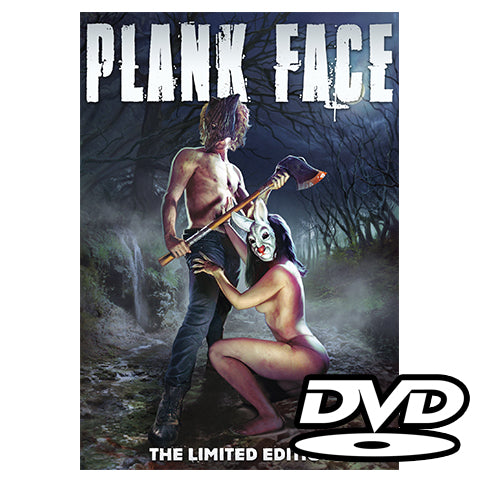 'Plank Face' Limited Edition DVD (Signed)