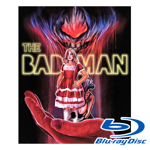 'The Bad Man' Blu-ray