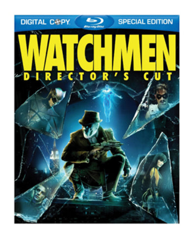 'Watchmen' Blu-ray/DVD