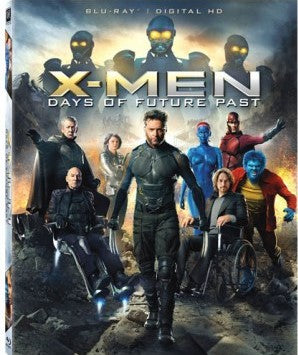 'X-Men: Apocalypse' Blu-ray