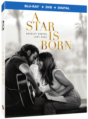 'Star is Born' Blu-ray/DVD