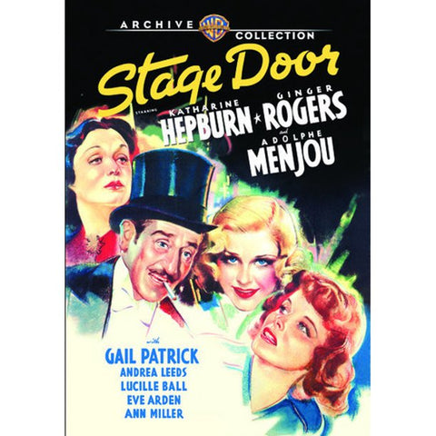 'Stage Door' DVD-r