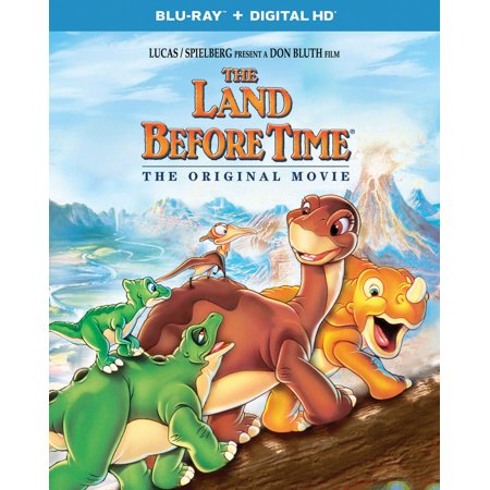 'Land Before Time' Blu-ray