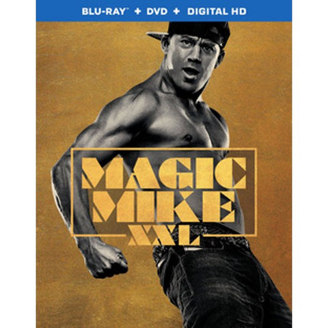 'Magic Mike XXL' Blu-ray/DVD