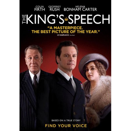 'King's Speech' DVD