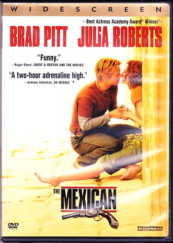 'Mexican' DVD