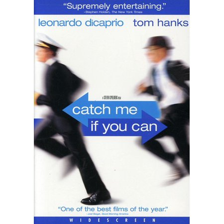 'Catch Me If You Can' DVD