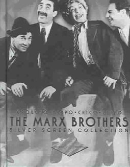 'Marx Brothers Silver Screen Collection' DVD