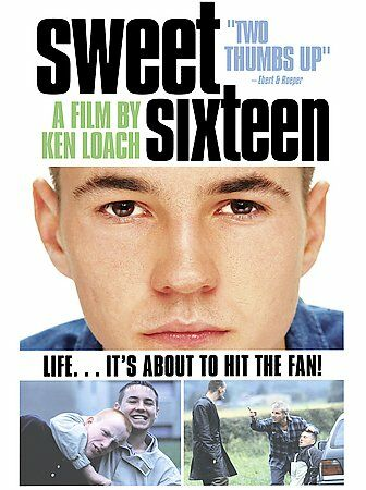 'Sweet Sixteen' DVD