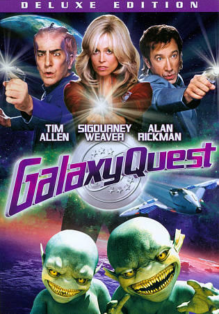 'Galaxy Quest' DVD