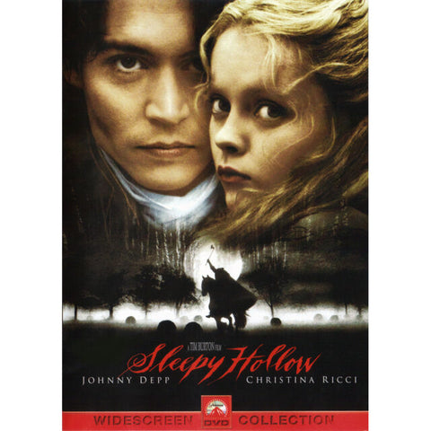 'Sleepy Hollow' DVD